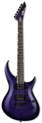Фото LTD H3-1000 SEE THRU PURPLE SUNBURST