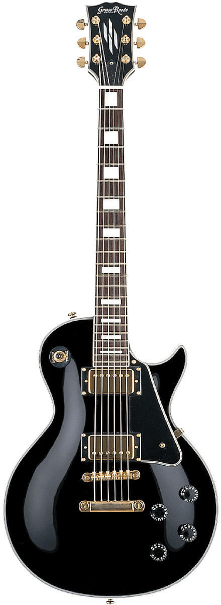 GRASS ROOTS G-LP-60C BLK фото 0