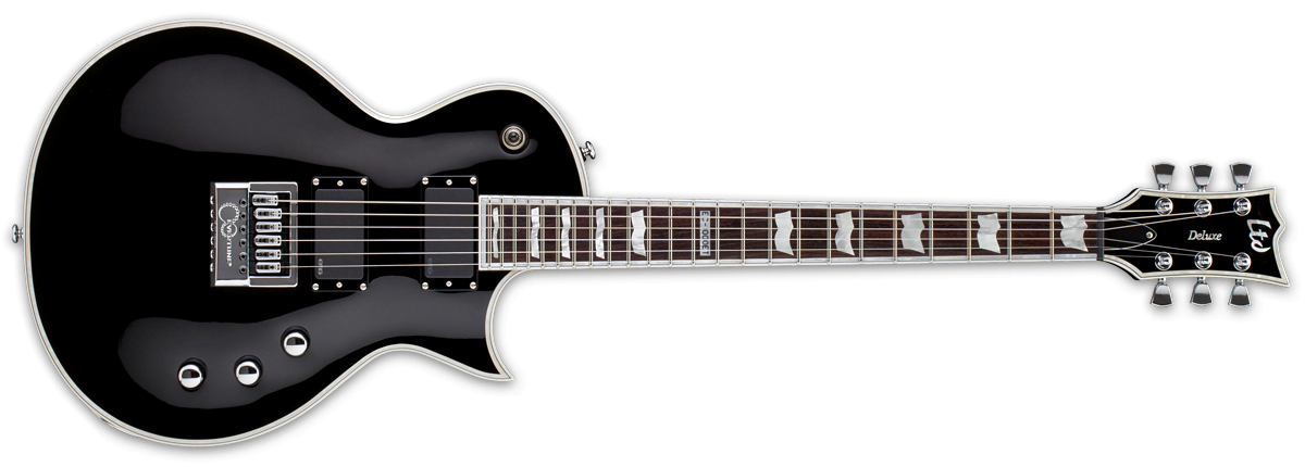 LTD EC-1000 EVERTUNE BLK фото 1