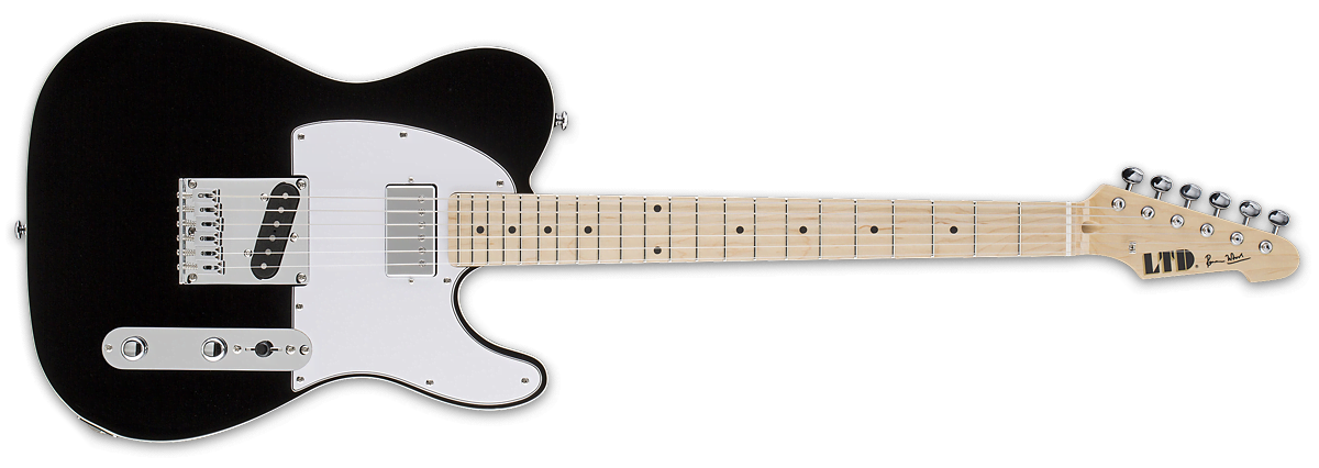 LTD RON WOOD BLK фото 1