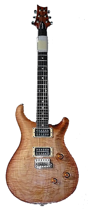PRS CUSTOM 24 Vintage Natural Birds фото 0
